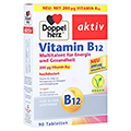 DOPPELHERZ Vitamin B12 Tabletten 90 Stück