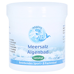 MEERSALZ-ALGENBAD 250 Gramm