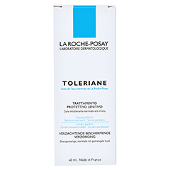 ROCHE POSAY Toleriane Creme + gratis La Roche Posay Toleriane Dermo-Cleanser 40 Milliliter - Vorderseite