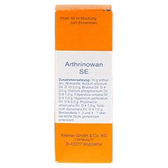 ARTHRINOWAN SE Tropfen 50 Milliliter N1 - Vorderseite