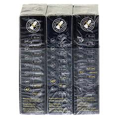 MYSIZE Testpack 47 49 53 Kondome 3x3 Stück - Linke Seite