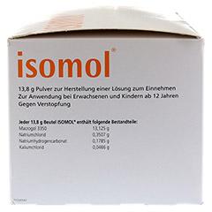 ISOMOL Plv.z.Herst.einer Lösung zum Einnehmen 100 Stück - Linke Seite