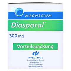 MAGNESIUM DIASPORAL 300 mg Granulat 100 Stück N3 - Linke Seite