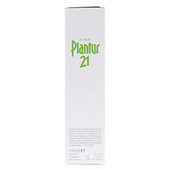 PLANTUR 21 Nutri Conditioner 150 Milliliter - Linke Seite