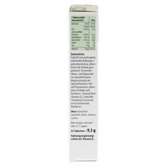 TAXOFIT Vitamin D3 1200 I.E. Depot Tabletten 45 Stück - Linke Seite