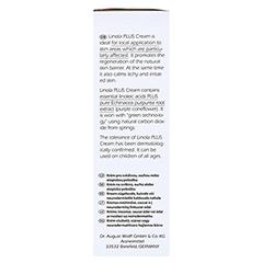 Linola plus Creme 50 Milliliter - Linke Seite