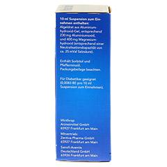 Maaloxan 25mVal Liquid Beutel 20x10 Milliliter - Linke Seite