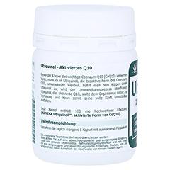 UBIQUINOL 100 mg Kapseln 60 Stück - Rechte Seite