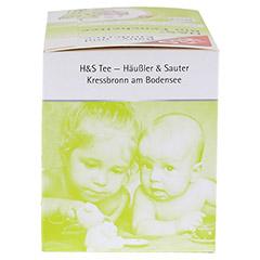 H&S Bio Fencheltee Baby- und Kindertee Filterbeut. 20 Stück - Rechte Seite
