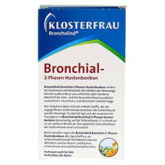 BRONCHOLIND Bronchial-2-Phasen Hustenbonbons 20 Stück - Rückseite