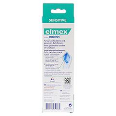 ELMEX ProClinical sensitive Wechselbürstenköpfe 3 Stück - Rückseite