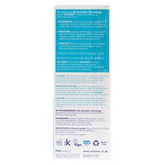 ULTRADEX Mundspülung antibakteriell 500 Milliliter - Rückseite