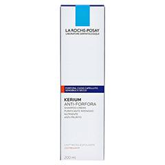 ROCHE-POSAY Kerium trockene Haut Cremeshampoo 200 Milliliter - Rückseite