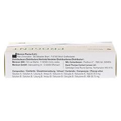 PROGENT Intensivrein.f.formstab.Kontaktlinsen Amp. 5 Stück - Unterseite