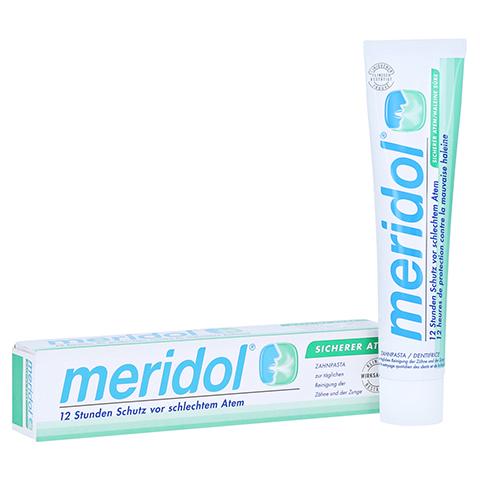 MERIDOL sicherer Atem Zahnpasta 75 Milliliter