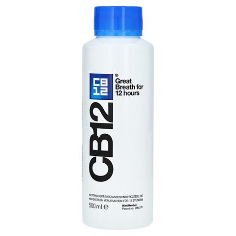 CB12 Mundspüllösung 500 Milliliter