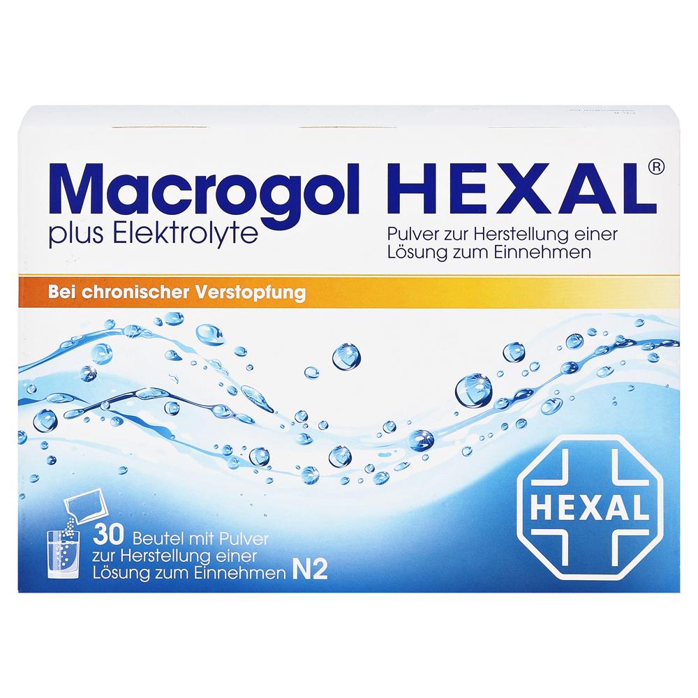 zu HEXAL Elektrolyte 30 N2 Macrogol Stück Erfahrungen plus PnwX80Ok