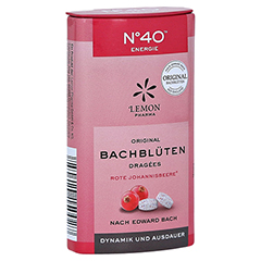 BACHBLÜTEN No.40 Energie Dragees nach Dr.Bach 21 Gramm