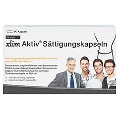XLIM Aktiv Sättigungskapseln for men 90 Stück - Vorderseite