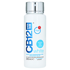 CB12 White Mundspüllösung 250 Milliliter