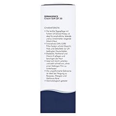 Dermasence Cream soft LSF 30 50 Milliliter - Rechte Seite