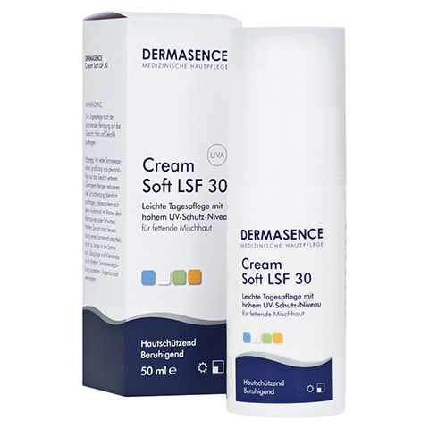 Dermasence Cream soft LSF 30 50 Milliliter