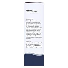 DERMASENCE Solvinea Med Creme LSF 50+ 150 Milliliter - Linke Seite