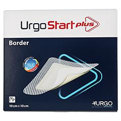URGOSTART Plus Border 10x10 cm Wundverband 10 Stück - Vorderseite