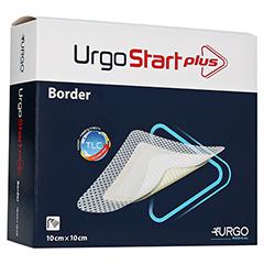 URGOSTART Plus Border 10x10 cm Wundverband 10 Stück