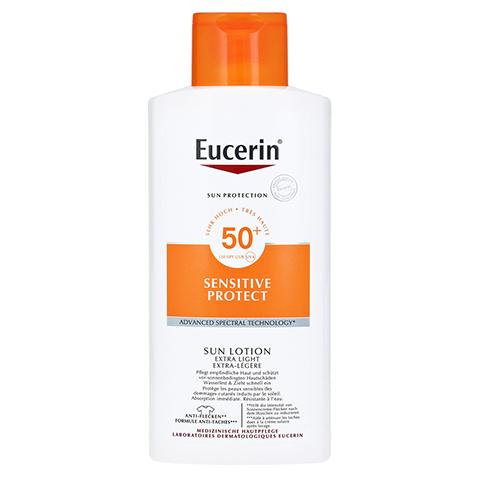 EUCERIN Sun Lotion extra leicht LSF 50+ Promo 400 Milliliter