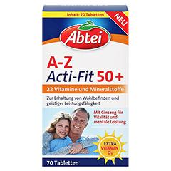 Abtei A-Z Acti-fit 50+ 70 Stück - Vorderseite