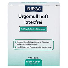 URGOMULL haft latexfrei 10 cmx20 m 1 Stück - Vorderseite