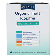 URGOMULL haft latexfrei 10 cmx20 m 1 Stück - Rechte Seite