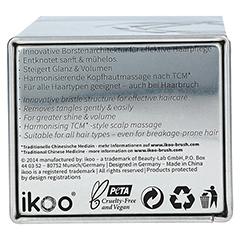 ikoo Brush pocket black - rose metallic 1 Stück - Rückseite