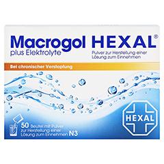 Macrogol HEXAL plus Elektrolyte 50 Stück N3 - Vorderseite