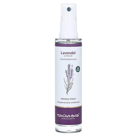 LAVENDEL GESICHTSTONIKUM Bio Spray 50 Milliliter