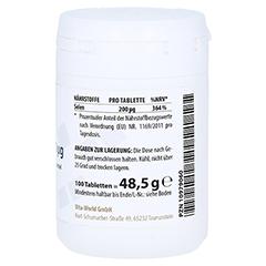 SELEN 200 µg Tabletten 100 Stück - Linke Seite