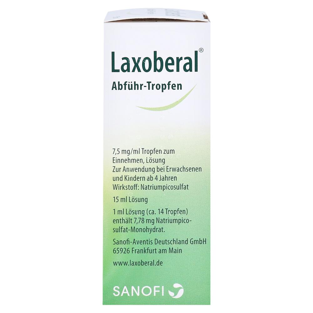 Erfahrungen Zu Laxoberal Abführ Tropfen 75mgml 15 Milliliter N1