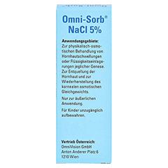 OMNi SORB 10 Milliliter - Rückseite