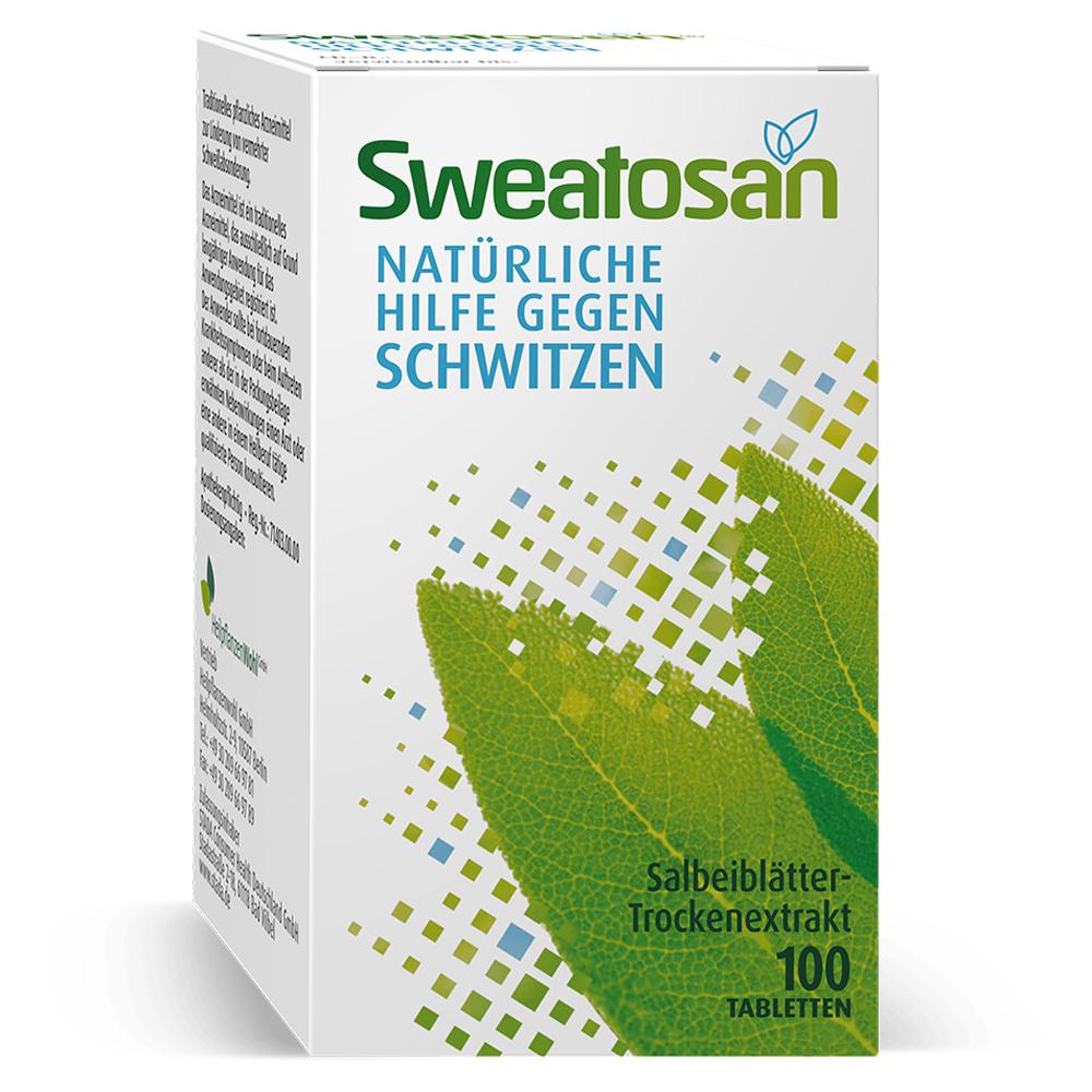 Sweatosan Überzogene Tabletten 100 Stück
