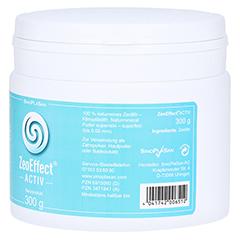 ZEOEFFEKT activ Clinoptilolith-Zeolith Pulver 300 Gramm - Linke Seite