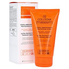COLLISTAR Ultra Protection Tanning Cream LSF 30 150 Milliliter