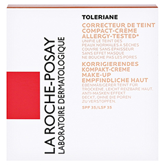 La Roche-Posay Toleriane Kompakt-Creme Make-up 15 9 Gramm - Vorderseite