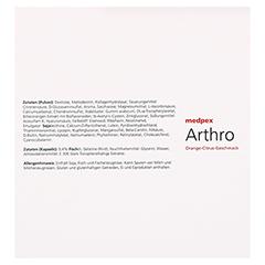 medpex Arthro 30 + 30 Stück - Oberseite