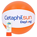 Cetaphil Sun Daylong SPF 30 Sensitives Gel-Fluid + gratis Cetaphil Wasserball 30 Milliliter