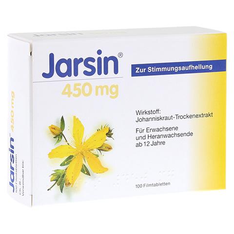 Jarsin 450mg 100 Stück N3