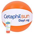 CETAPHIL Sun Daylong SPF 50+ sens.Gel-Fluid Gesich + gratis Cetaphil Wasserball 50 Milliliter