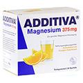 ADDITIVA Magnesium 375 mg Granulat Orange