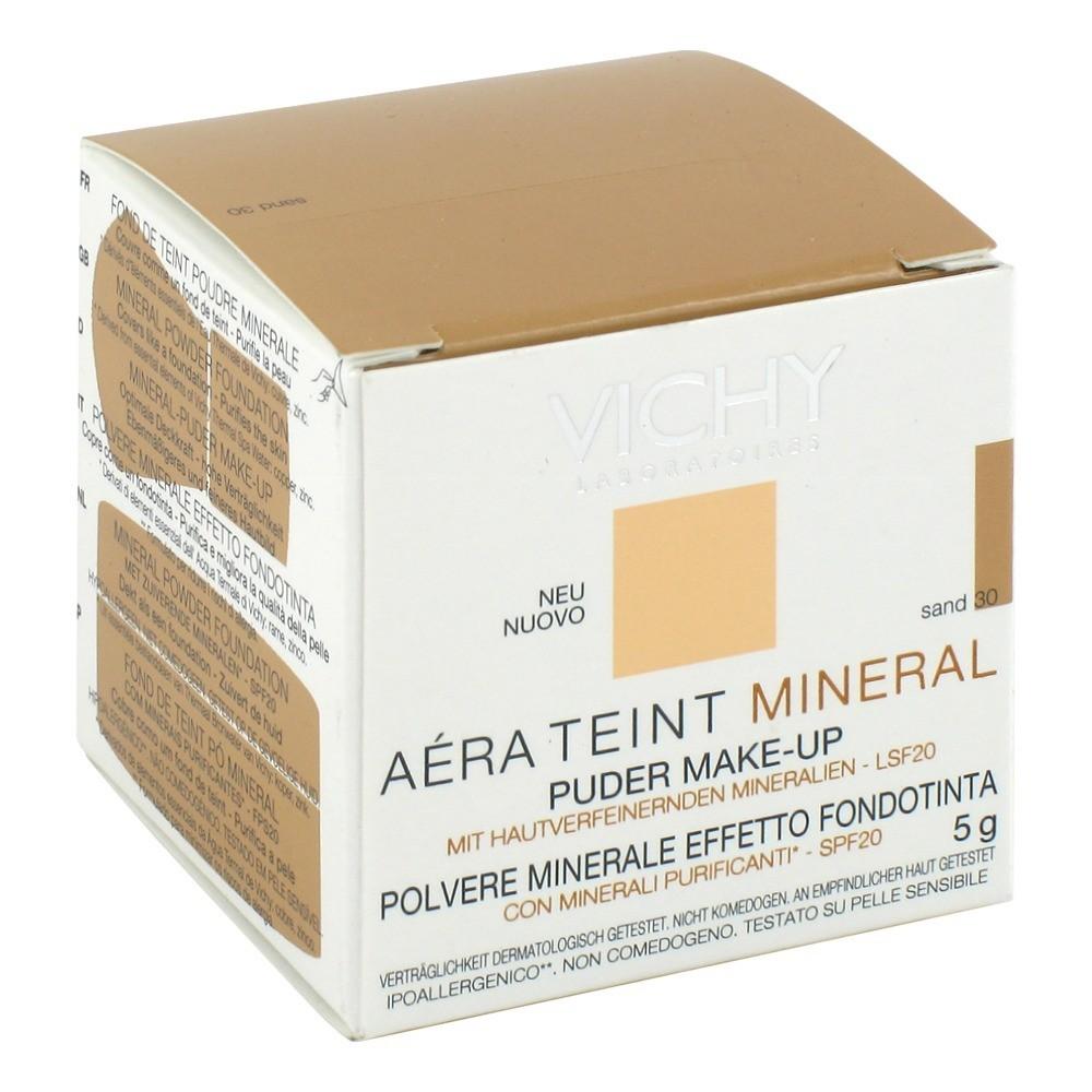 erfahrungen zu vichy aera teint mineral puder 30 sand 5 gramm medpex versandapotheke. Black Bedroom Furniture Sets. Home Design Ideas