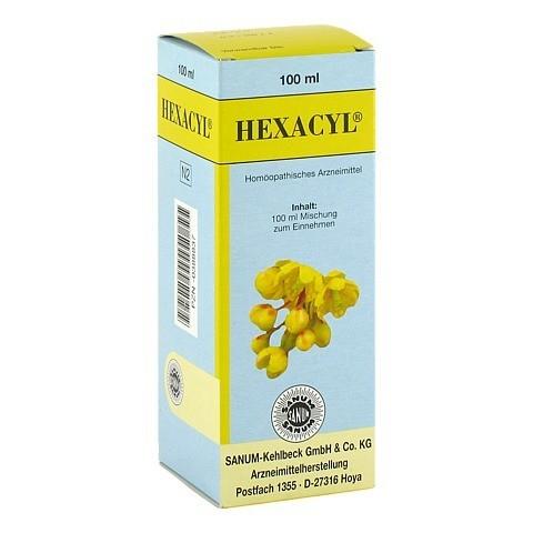 HEXACYL Tropfen 100 Milliliter N2